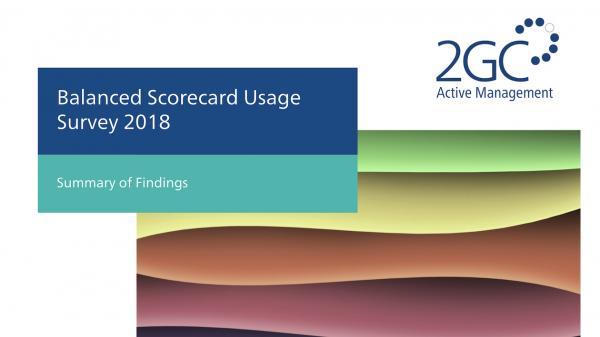 2GC Survey 2018