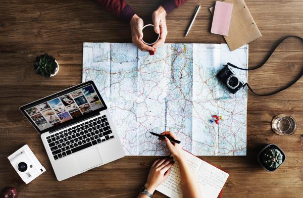 To plan a journey you need to know your destination